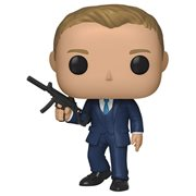 James Bond Quantum of Solace Daniel Craig Pop! Vinyl Figure