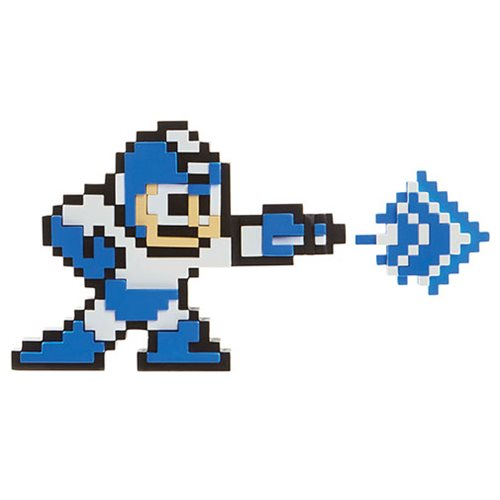 Mega Man Classic 8-Bit Mini-Figure 2-Pack Wave 1 Case