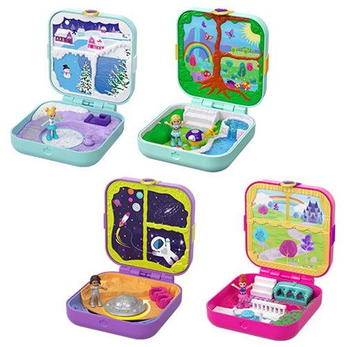 Polly Pocket Hidden Hideouts Mix 2 Playset Case