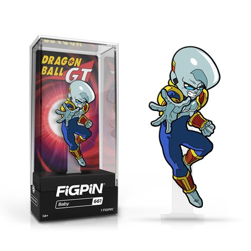 Dragon Ball GT Baby FiGPiN Classic Enamel Pin