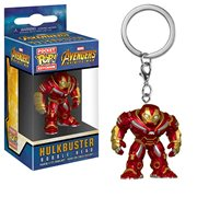 Avengers: Infinity War Hulkbuster Pocket Pop! Key Chain