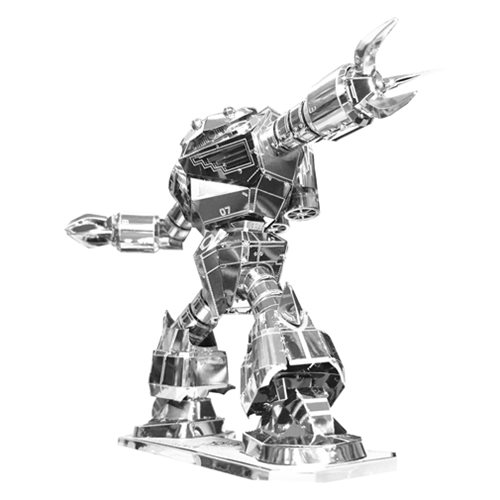 Mobile Suit Gundam Z-Gok Metal Earth Iconx Model Kit