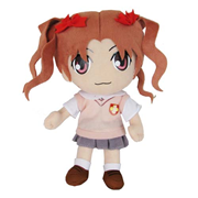 A Certain Scientific Railgun Kuroko 8-Inch Plush