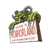 Goosebumps Horrorland Pin