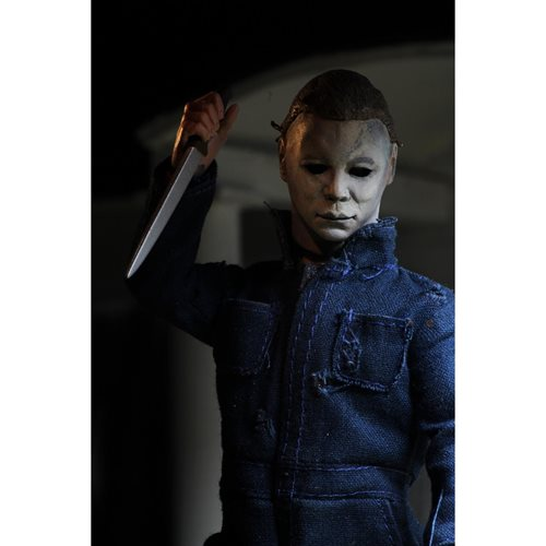 Halloween 2 Michael Myers 8-Inch Scale Clothed Action Figure