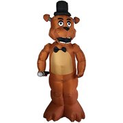 Five Nights at Freddy's Animated Inflatable Freddy Decoration