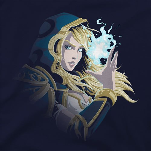 World of Warcraft Daughter of the Sea Premium T-Shirt