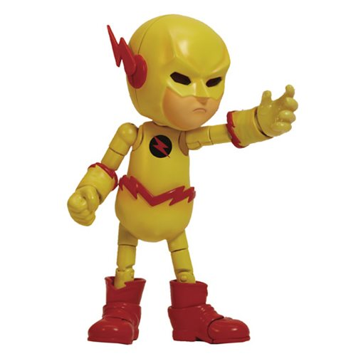 DC Comics Reverse Flash Hybrid Metal Figuration-048 Action Figure