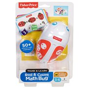 Think and Learn Roll and Count Math Bug