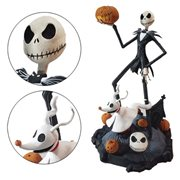 Nightmare Before Christmas Jack and Zero Finders Keyper
