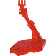 Action Base Red 1:144 Scale Gundam Model Display Stand