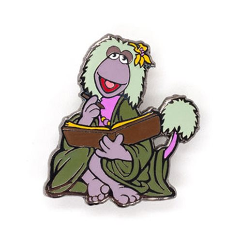 Fraggle Rock Mokey Fraggle Hard Enamel Pin