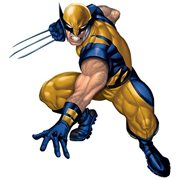 X-Men Wolverine Giant Wall Applique
