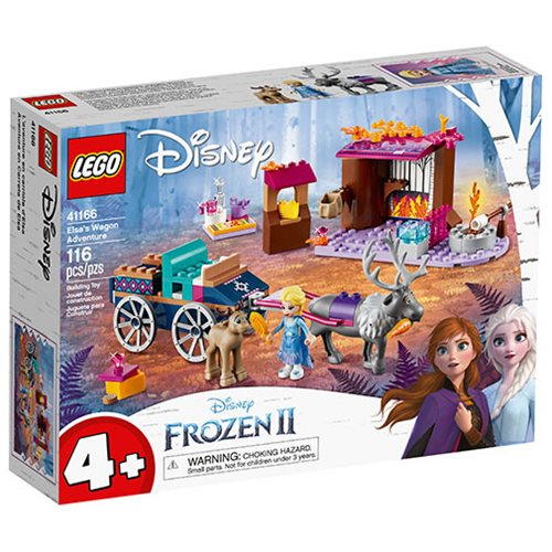 LEGO 41166 Frozen Elsa's Wagon Adventure