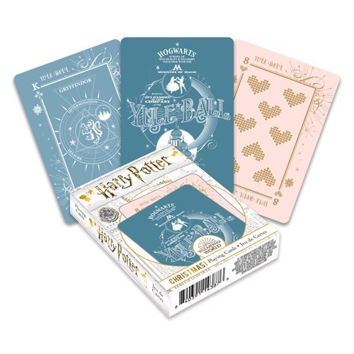 Harry Potter Holiday Playing Cards