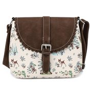 Bambi Scenes Crossbody Purse