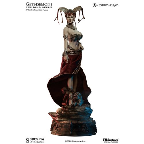 Gethsemoni The Dead Queen 1:6 Scale Action Figure
