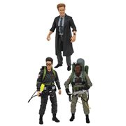 Ghostbusters 2 Select Series 7 Action Figure Set