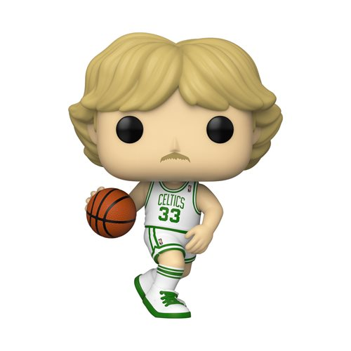 NBA Legends Larry Bird (Celtics home) Pop! Vinyl Figure