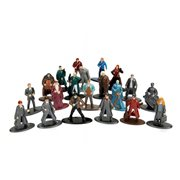Harry Potter Nano Metalfigs Die-Cast Metal Mini-Figures Case