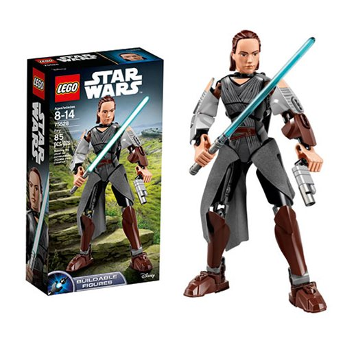 LEGO Star Wars 75528 Constraction Rey