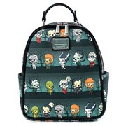 Universal Monsters Chibi Characters Mini-Backpack