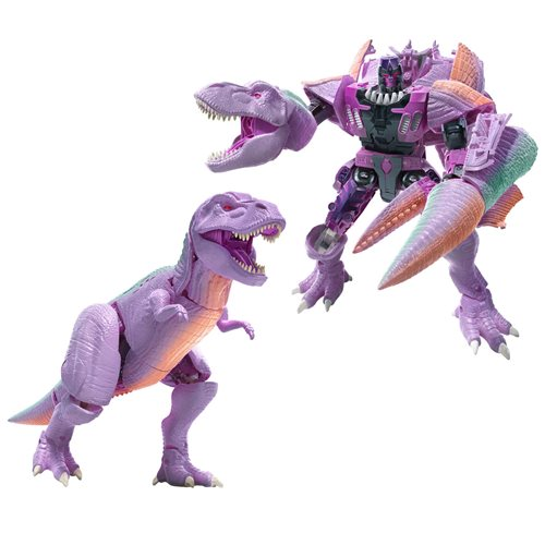 Transformers War for Cybertron Kingdom Beast Wars Megatron