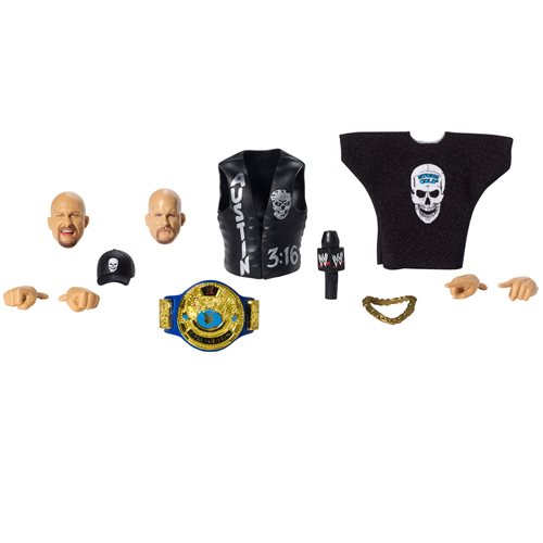 WWE Ultimate Edition Wave 9 Stone Cold Steve Austin Action Figure