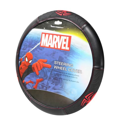 Spider-Man Marvel Steering Wheel Cover