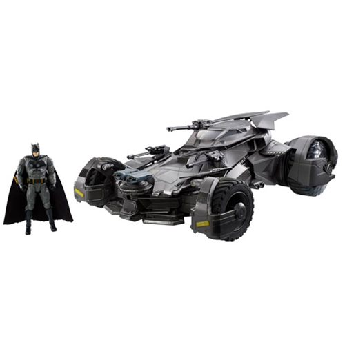 Justice League Movie Ultimate Batmobile RC Vehicle, Not Mint