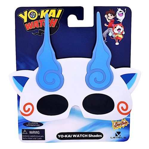 Yo-Kai Watch Komasan Sun-Staches