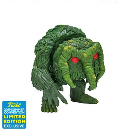 Man-Thing Pop! Vinyl Bobble Head - 2019 Convention Exclusive