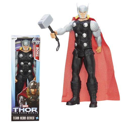 Thor 12-Inch Titan Heroes Action Figure