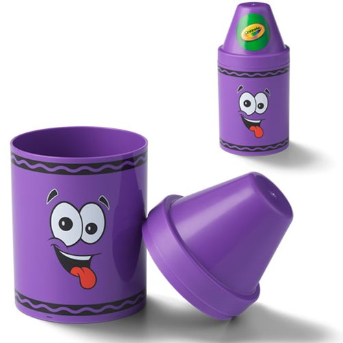 Crayola Small Violet Purple Storage Tip