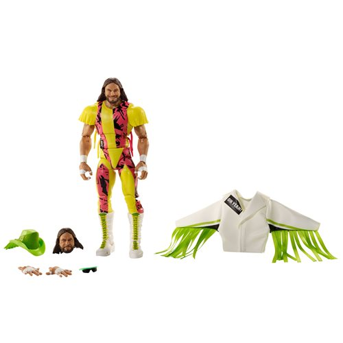 WWE Ultimate Edition Wave 8 Macho Man Randy Savage Action Figure