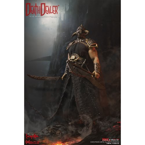Death Dealer 1:12 Scale Action Figure