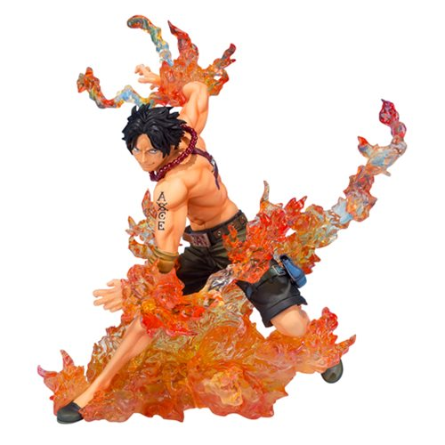 One Piece Portgas D. Ace Brother's Bond Figuarts ZERO Statue