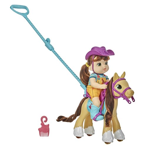 Baby Alive Littles Lil Pony Ride Doll