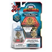 Marvel Battleworld Travel Portal Accessory and Mini-Figure