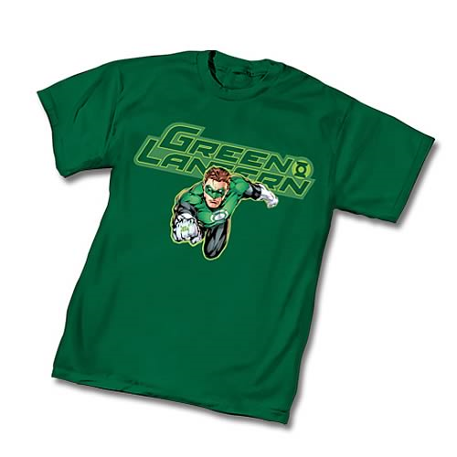 Green Lantern Face Off T-Shirt