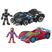 Marvel Super Hero Adventures Figure and Vehicles Wave 2