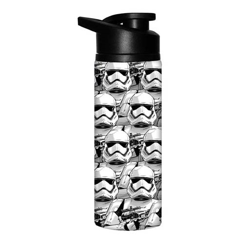 Star Wars: Episode VII - The Force Awakens Stormtrooper All Over 25 oz. Stainless Steel Water Bottle