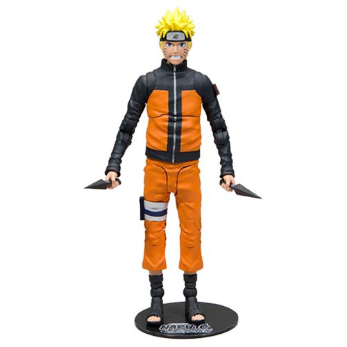 Naruto: Shippuden Naruto Uzumaki Version 2 7-Inch Action Figure