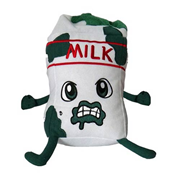 Unholy Foods Maniac Milk Zombie Plush