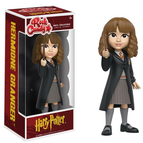 Harry Potter Hermione Granger Rock Candy Vinyl Figure
