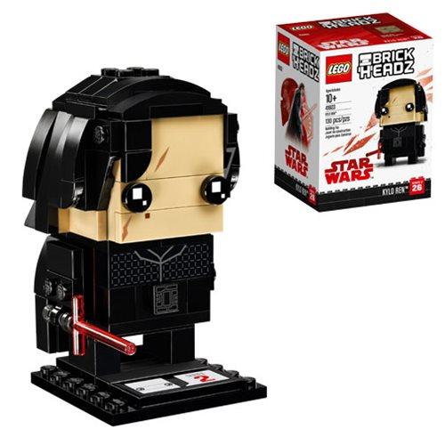 Lego Brickheadz Star Wars 41603 Kylo Ren Entertainment Earth