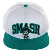 My Hero Academia Smash Collegiate Snapback