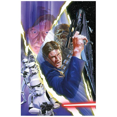 Star Wars Comic Book Issue #3 Cover Paper Giclee Print