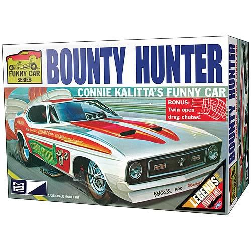 1972 Mustang Bounty Hunter Funny Car 1:25 Scale Model Kit