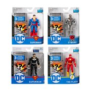 DC Comics Universe 4-Inch Action Figures Case